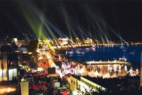 festival de cannes tourisme