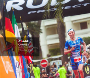 <font size='3'>Polar Cannes international triathlon</font><br>Avril 2020